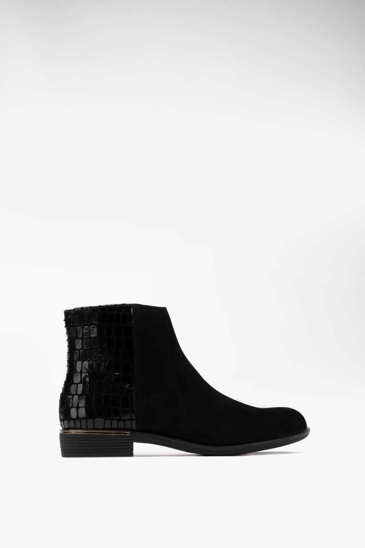 Wybierz Botki Lasocki Rst Mesa 28 Czarny I Zaskakuj Stylem Przekonaj Sie Ze Moda I Wygoda Ida W Parze Gwarancja Atrakcyjnej C Shoes Ankle Boot Chelsea Boots