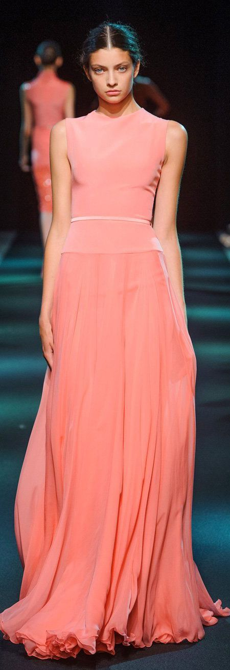 Georges Hobeika Fall-Winter 2013-14 Haute Couture Collection ...
