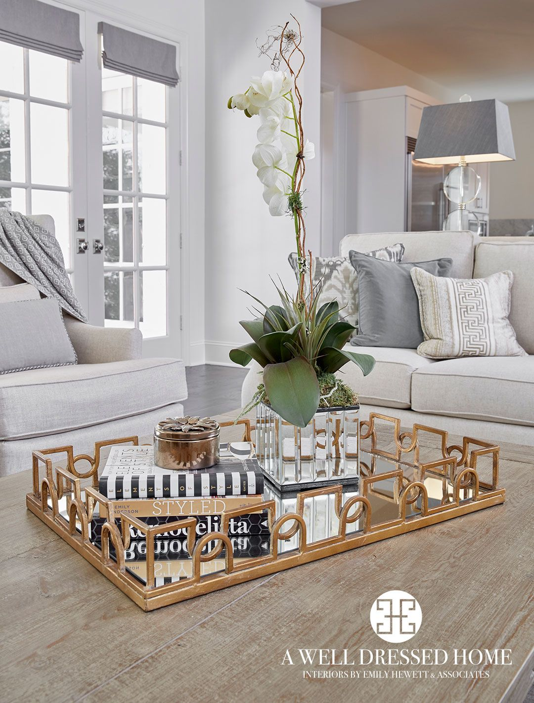 Gearing – Living Room @ A Well Dressed Home | Decor, Home decor ...