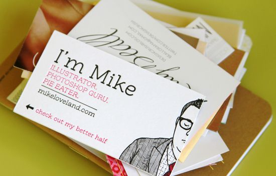 Bring It Business Card Inspiration Graphic Design Business Card Clever Business Cards Cool Business Cards