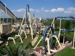 Navigate To Busch Gardens Tampa Florida