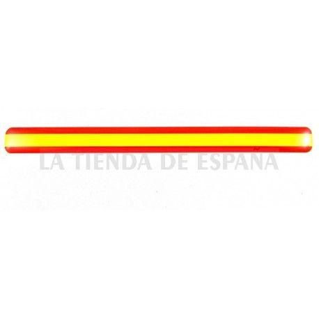 Pegatina relieve bandera España. Modelo 41 2 1ca05ab1f14