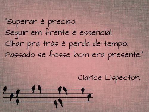 Frases De Clarice Lispector Frases Emoção Pinterest Frases