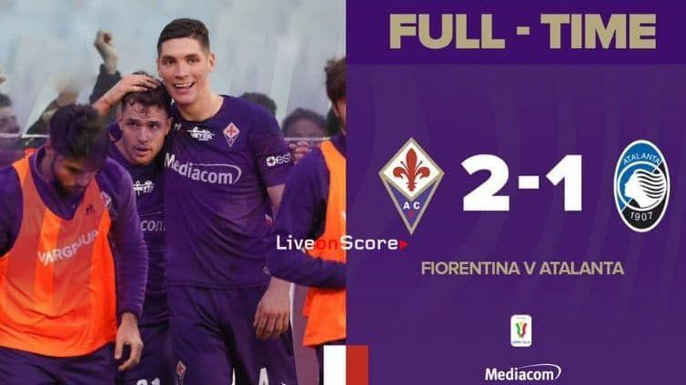 Fiorentina 2 1 Atalanta Full Highlight Video Coppa Italia Allsportsnews Football Highlightvideos Coppaitalia Fiore Full Highlights Atalanta Highlights