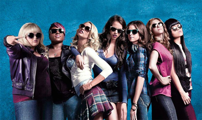 A Pitch Perfect sequel is in the works