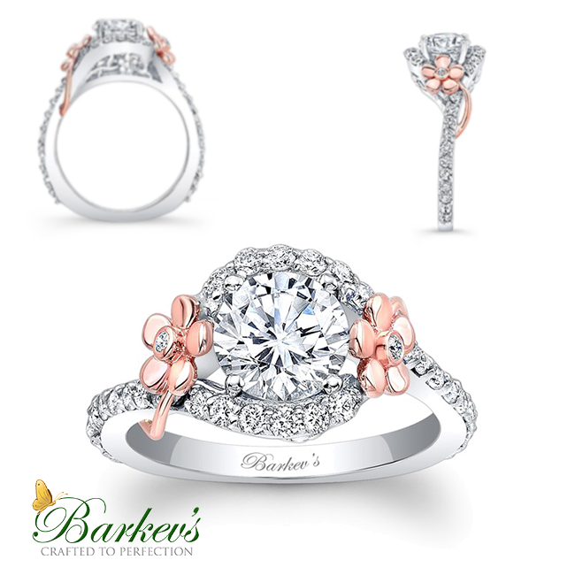 Amazing #engagementring designs from #Barkev's available at Joseph Schubach Jewelers