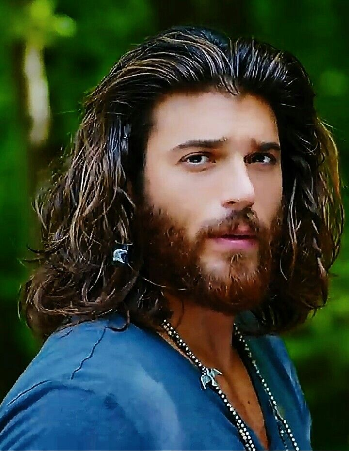 Can yaman cool hairstyles for men long hair styles