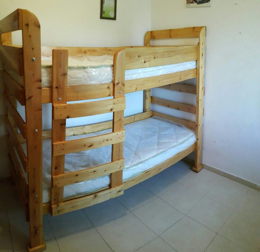 Best Bunk Bed Wood Splits Apart Diy Garden Furniture Pallet 640 x 480