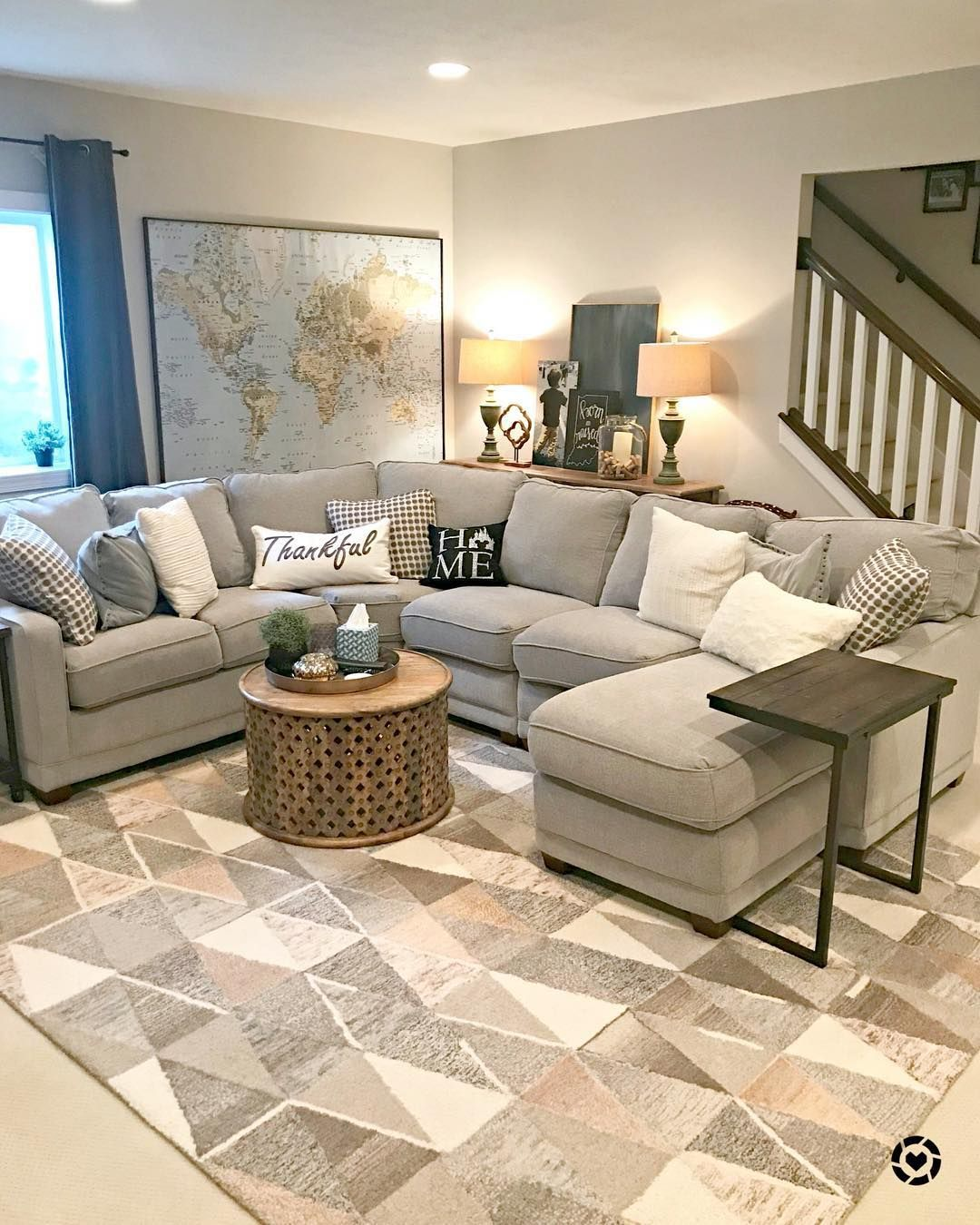 Living Room Additions Ideas: Basement Remodeling Ideas In 2019