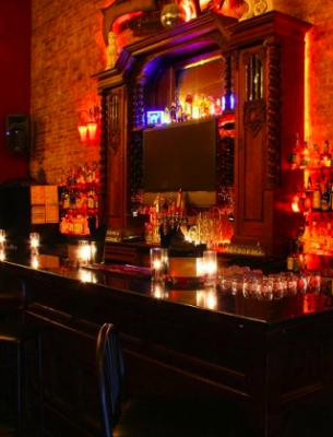 готический ночной клуб