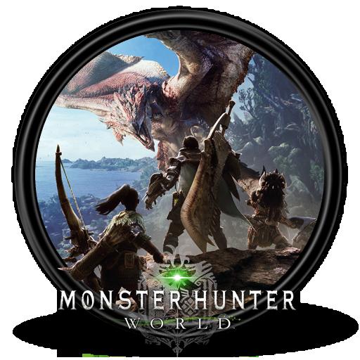 Monster Hunter World Icon 1 By Malfacio World Icon Monster Hunter World Monster Hunter