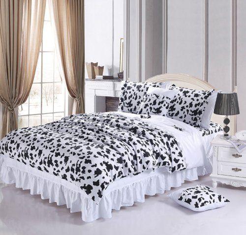 Dog Print Bedding
