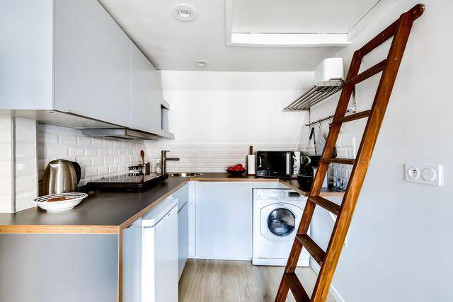 Aménager une petite cuisine  les 10 erreurs à éviter Kitchens - comment poser un evier de cuisine