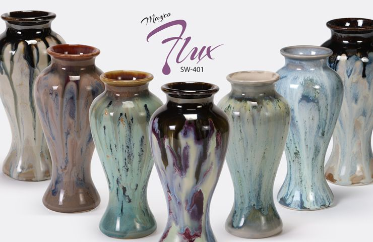 Sw 401 Mayco Flux Stoneware Specialty Stoneware Glaze Products Color Product Families