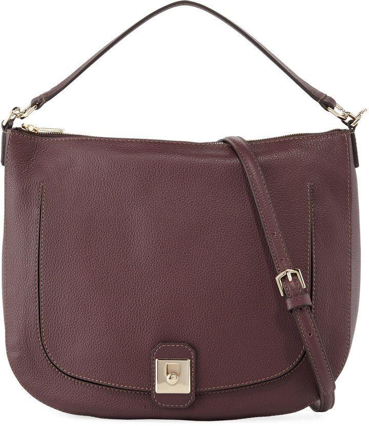 196231bdc2 Furla Jo Medium Pebbled Hobo Bag