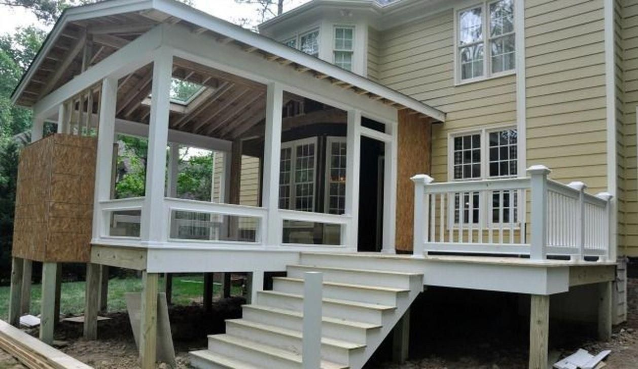 awesome and Best Back Porch Ideas #backporch # ... on Apartment Back Porch Ideas id=42181