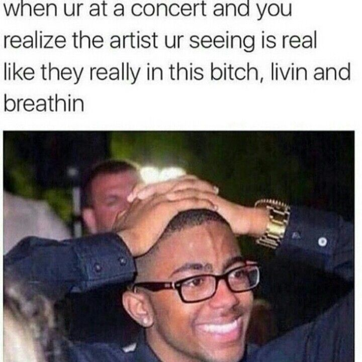 Hahaha...that's how I felt the first time I seen Janet Jackson...OMG...she is such a AWESOME performer..