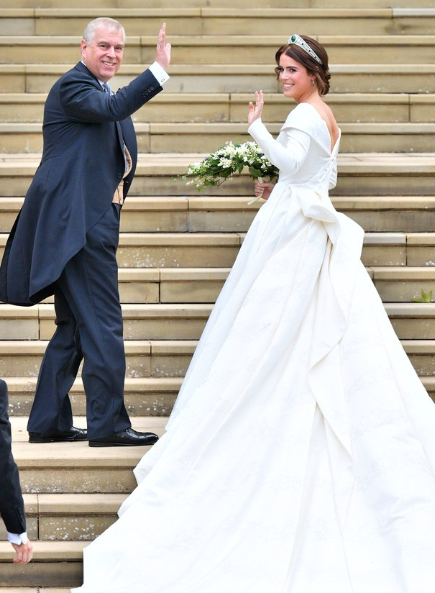 Who Wore The Best Wedding Dress Royal Fans Vote For Their