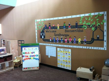 decorating ideas for preschool classrooms ideas cheap and safe design of kindergarten - Classroom Decorating Ideas
