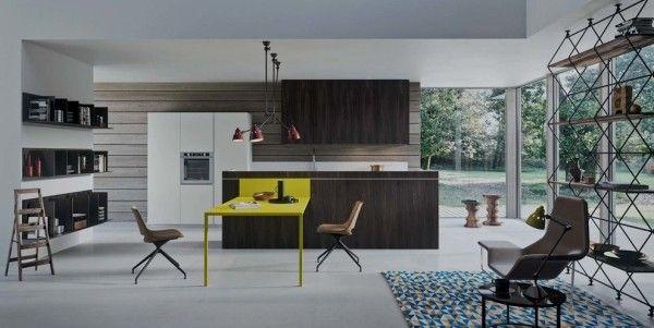 ... #Küche Küchen Inspiration Im Italienischen Stil Für Eine Individuelle  ...
