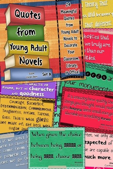 Young adult biographies