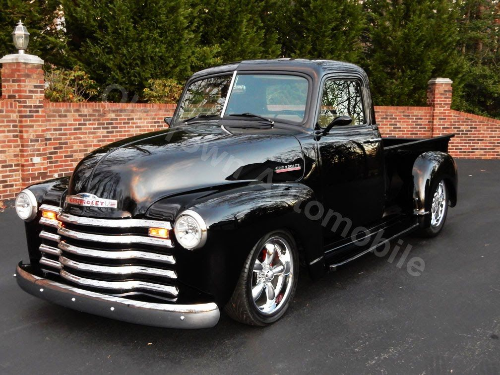 Old Chevy Trucks Antique 1951 Chevy Pickup Truck For Sale ...