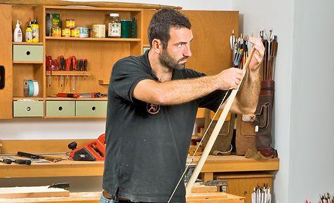 sportbogen selber bauen bogen pinterest. Black Bedroom Furniture Sets. Home Design Ideas