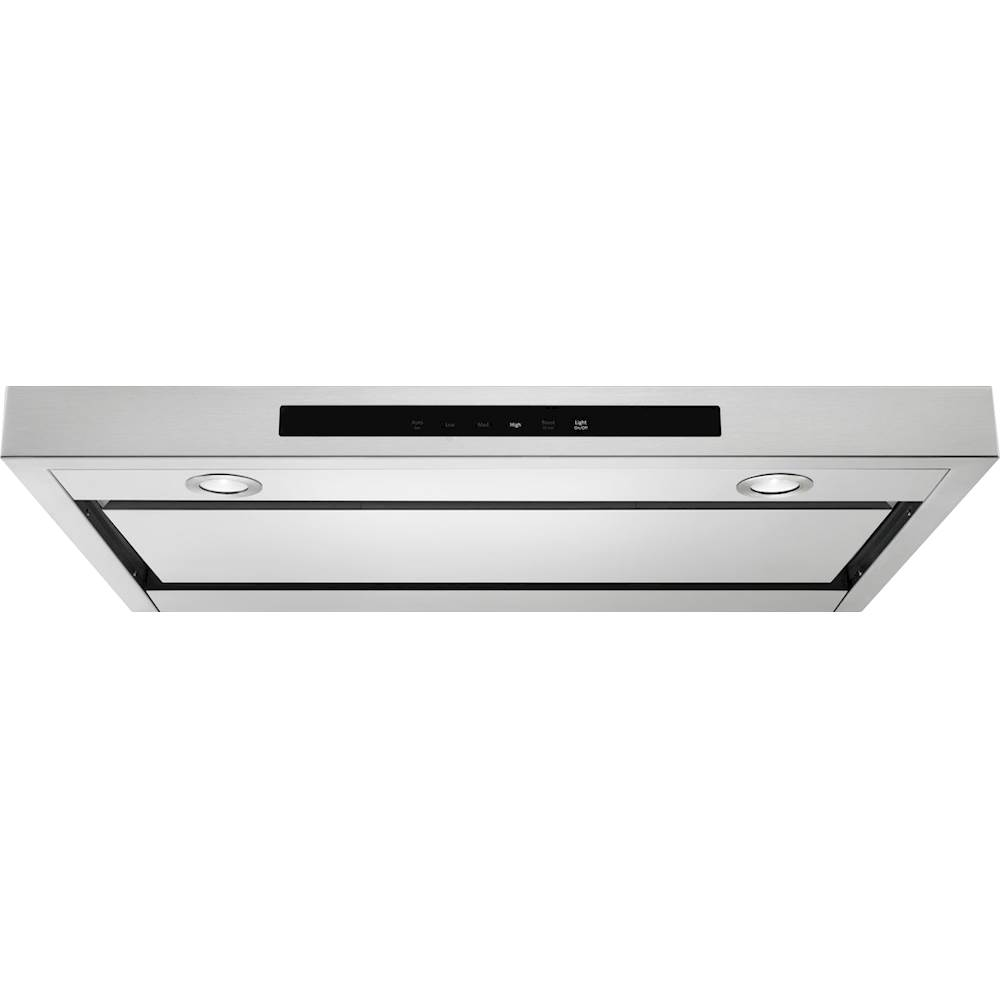 Kitchenaid 36 Convertible Range Hood Stainless Steel Kvub406gss Stainless Range Hood Ventilation Hood Kitchen Aid