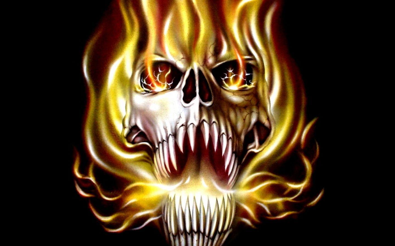 Monster Wallpapers High Quality Free Download Skull Wallpaper Skull Art Skull