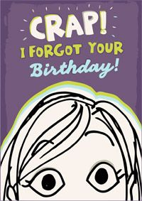 Funny printable birthday card my birthday pinterest printable funny printable birthday card bookmarktalkfo Image collections