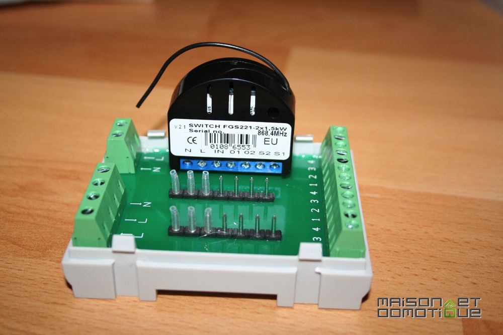 Comment Monter Un Module Fibaro En Rail Din Domotique