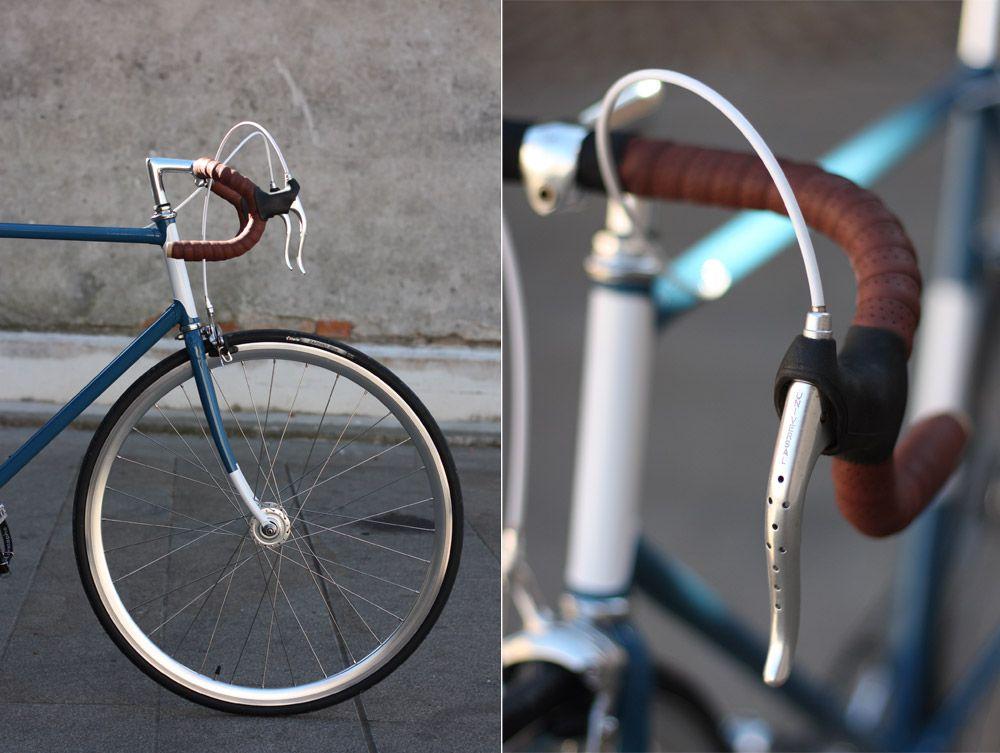 Bici Singlespeed Remiganti Un Rapporto Due Freni Nel 2020 Bicicletta Bici