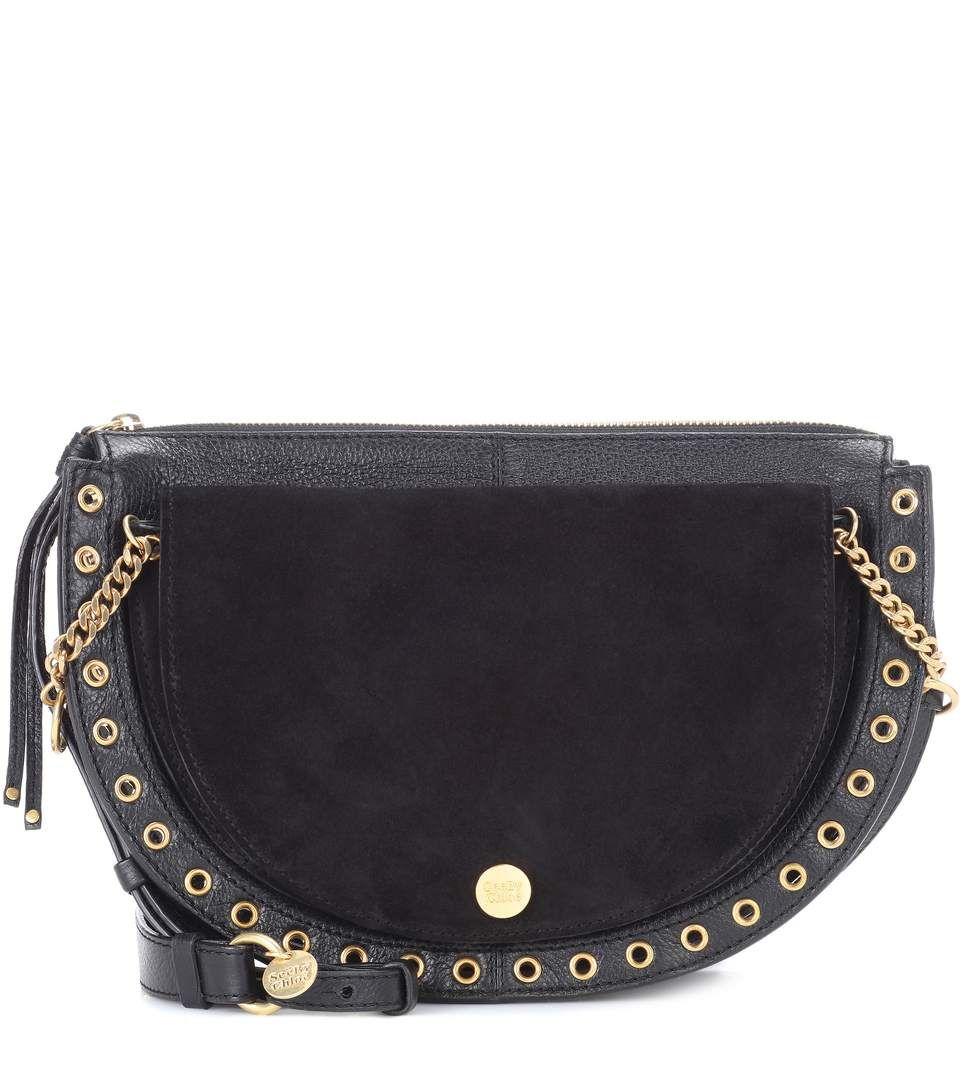 9f14a78481 SEE BY CHLOÉ Kriss Small leather crossbody bag. #seebychloé #bags ...