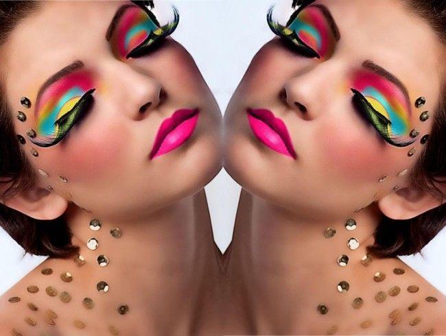maquiagem, inspiração, dicas, makeup, carnaval, maquiagem de carnaval, dicas de maquiagem, make