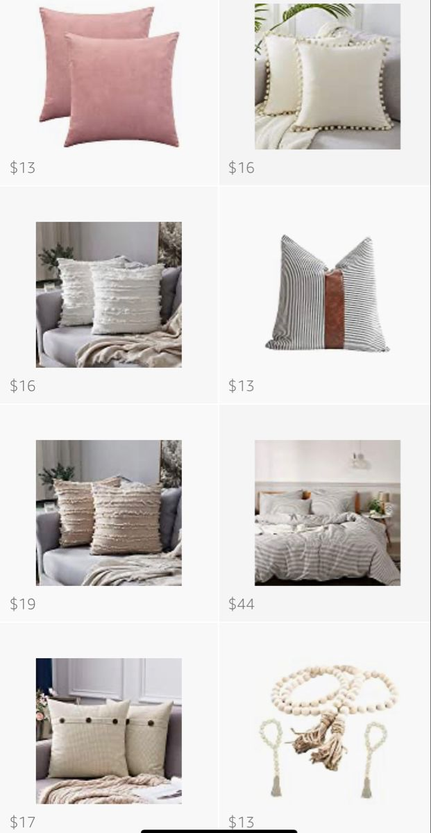 Must see some favorite things #homedecor #couchpillows #farmhouse #beads #amazonfinds #amazondeals #amazoninfluencer #homedecor #cozyhome #neutraldecor