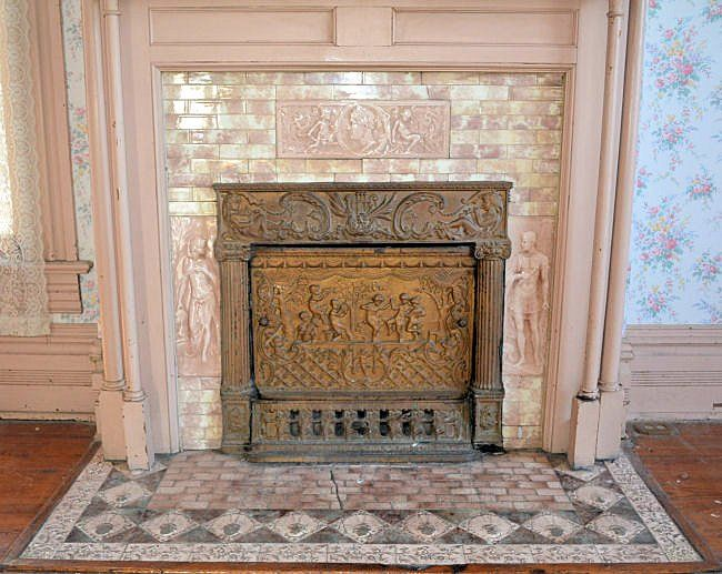 beautiful fireplace tiles - Google Search - Beautiful Fireplace Tiles - Google Search Grandmas Dream House