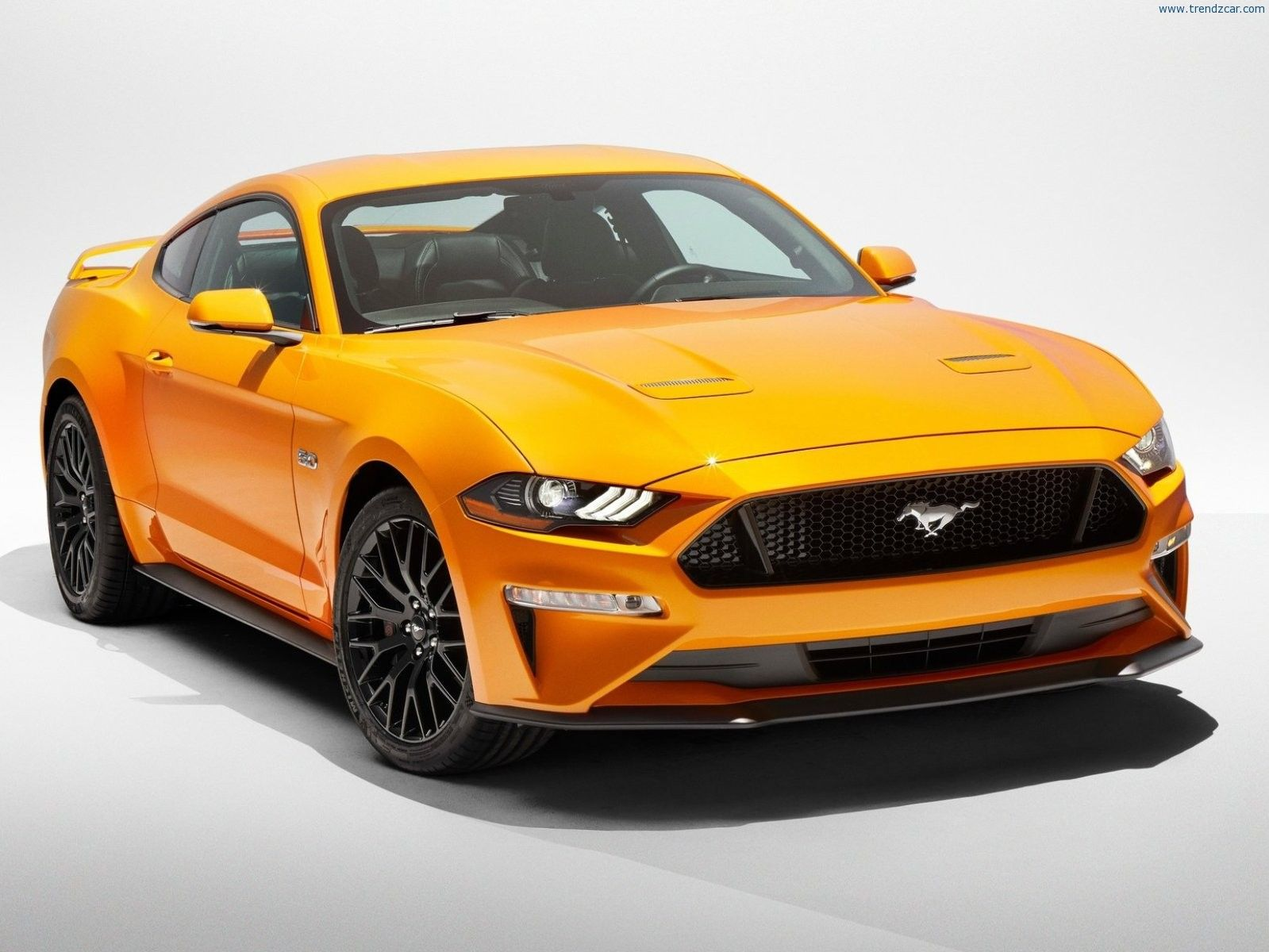 The new 2018 ford mustang gt appear based on consumer preferences even better performance from more powerful engines and new magneride suspension technol