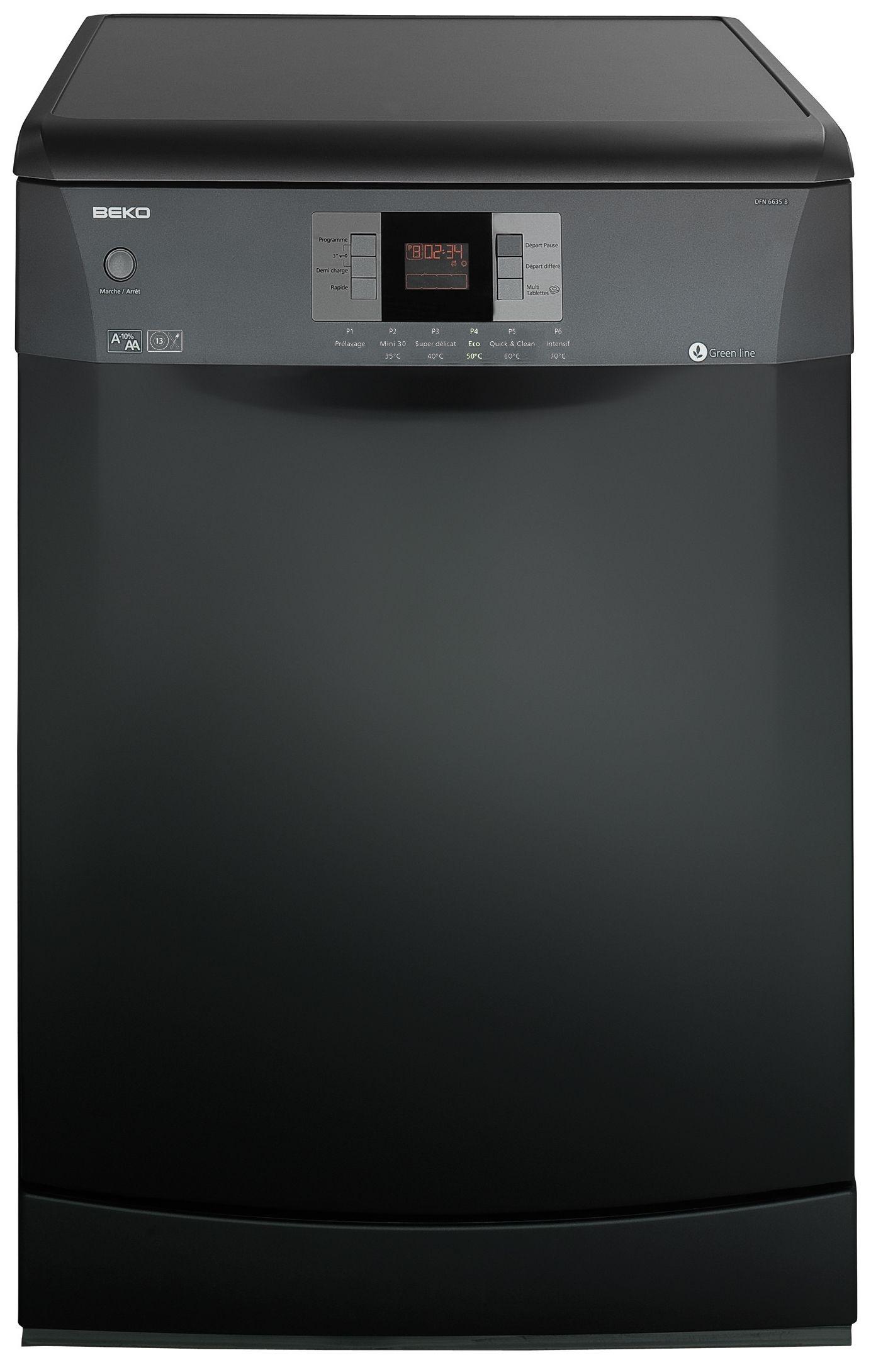 BEKO DFN 6635 B Lave-Vaisselle 13 Couverts - Achat   Vente LAVE-VAISSELLE -  Cdiscount 25b88f075597