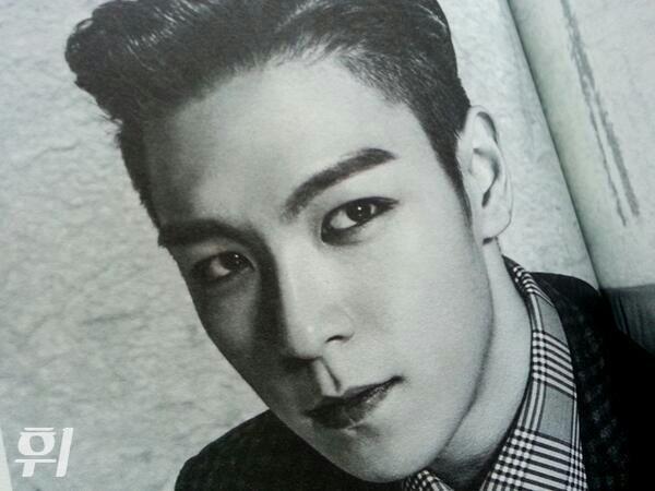 BIGBANG GREAT: PHOTO - TOP - DOOM DADA SPECIAL EDITION -more HQ-