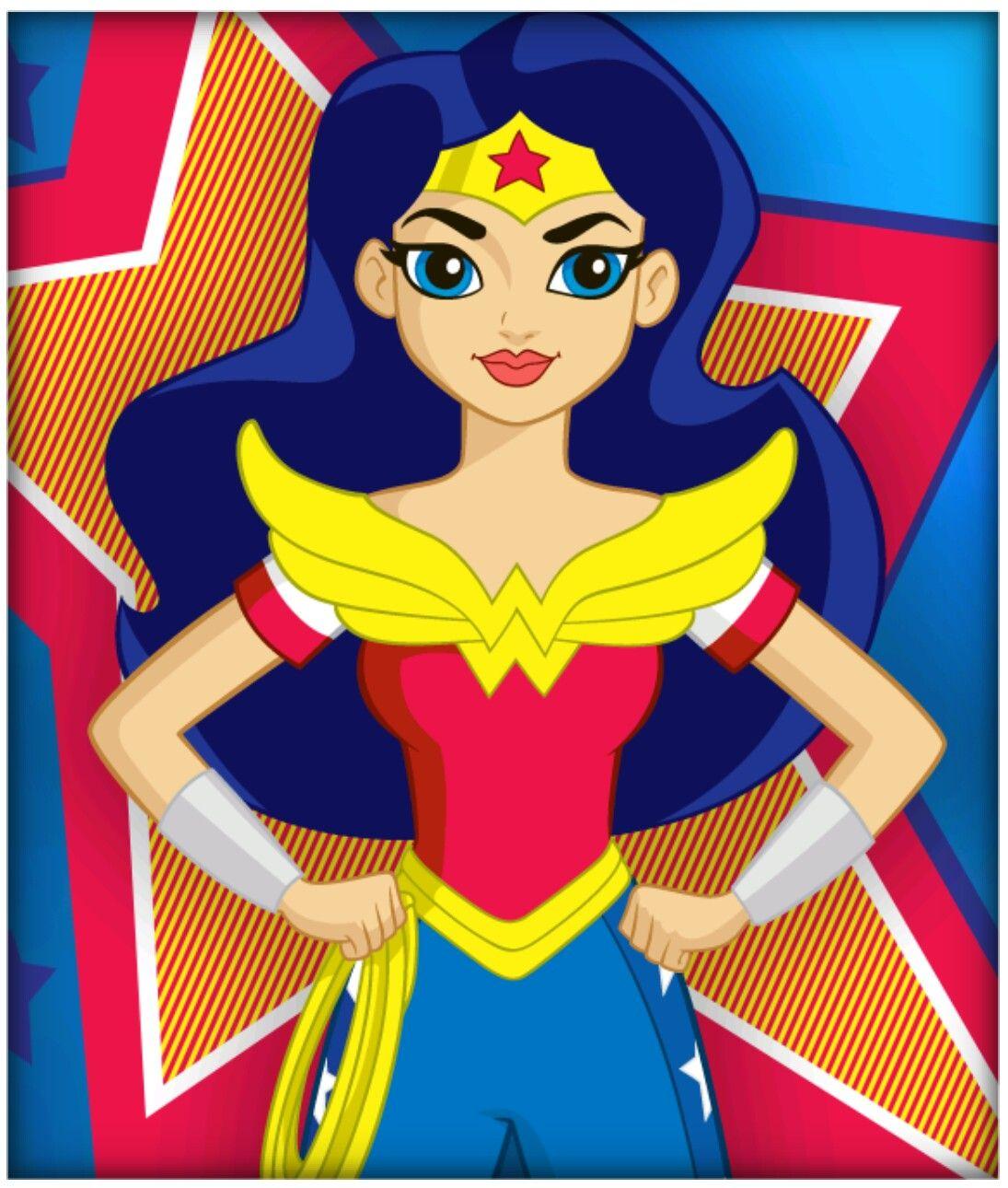 4d1b2530752a7 DC Super Hero Girls - Wonder Woman