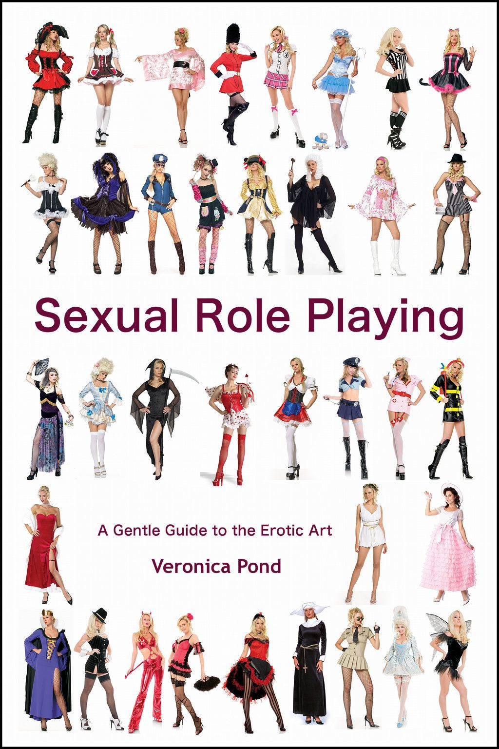 sex role playing character ideas