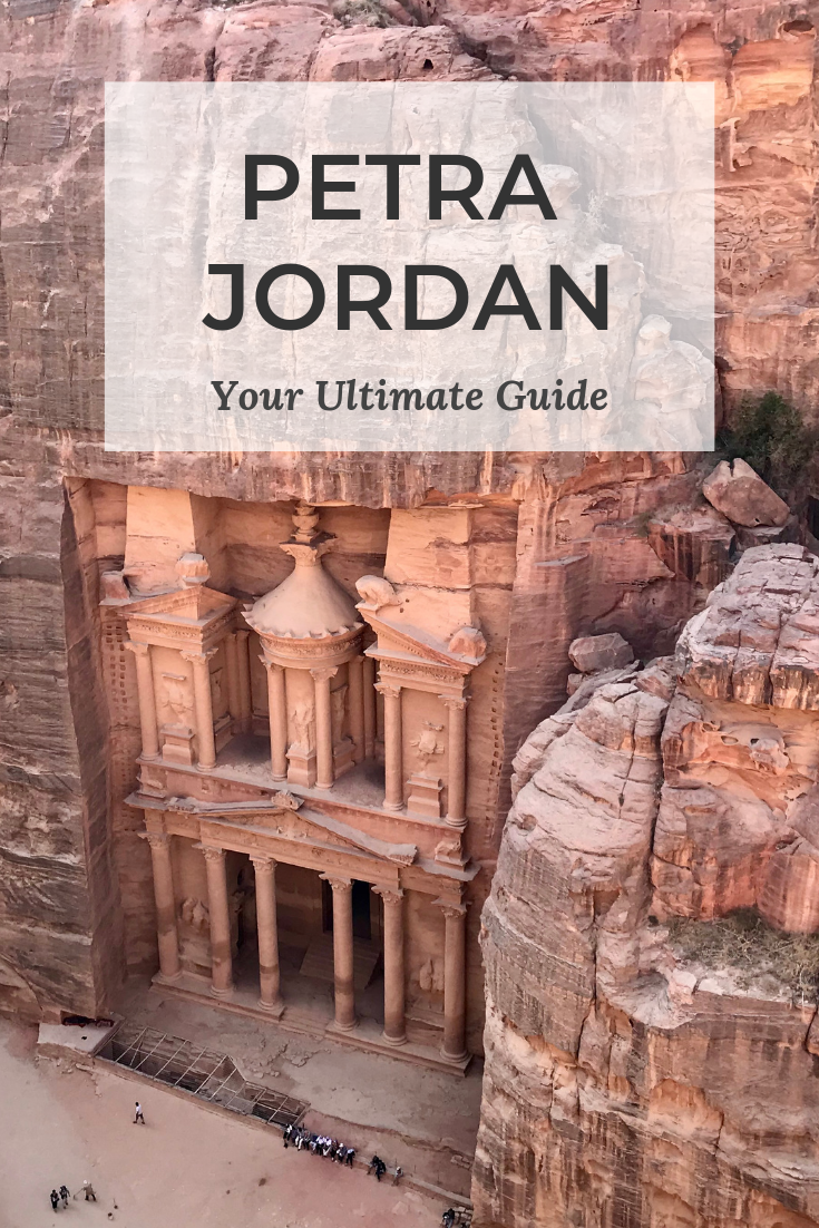 Petra Jordan Travel Guide | Visit Petra Jordan, one of the best preserved ancient cities in the world! Petra travel guide including Petra hikes, Petra Temples, Petra Monastery, Petra Treasury  Petra monuments, Petra accommodation and Petra travel tips. Petra Jordan travel heritage site #petrajordan #heritagesites #worldwonders #traveltojordan
