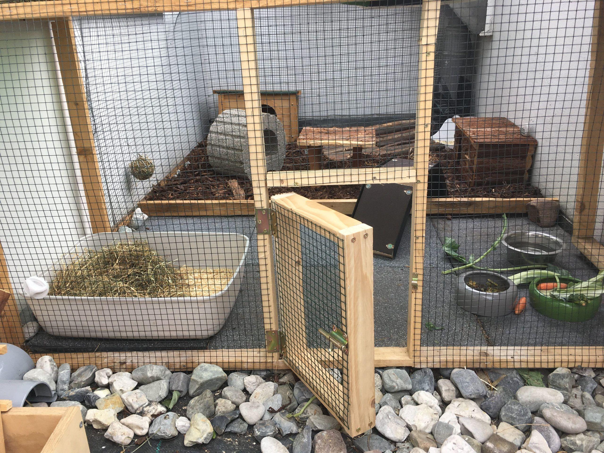 8 Bunnies Ideen   kaninchengehege, kaninchen, meerschweinchen