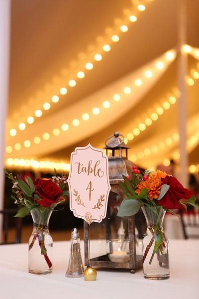 Fall Kentucky Inn Wedding | Pinterest | Gold table numbers, Wedding ...