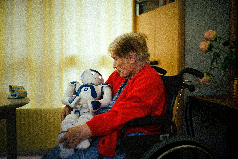 Meet Zora, the Robot Caregiver Robot news, Dementia