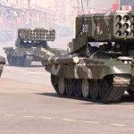 Russia l'obiettivo è l'est dell'Ucraina?