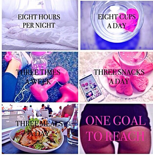 6 things who's bring you to a healthy life