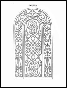 Iron Gate Design - SWF2029