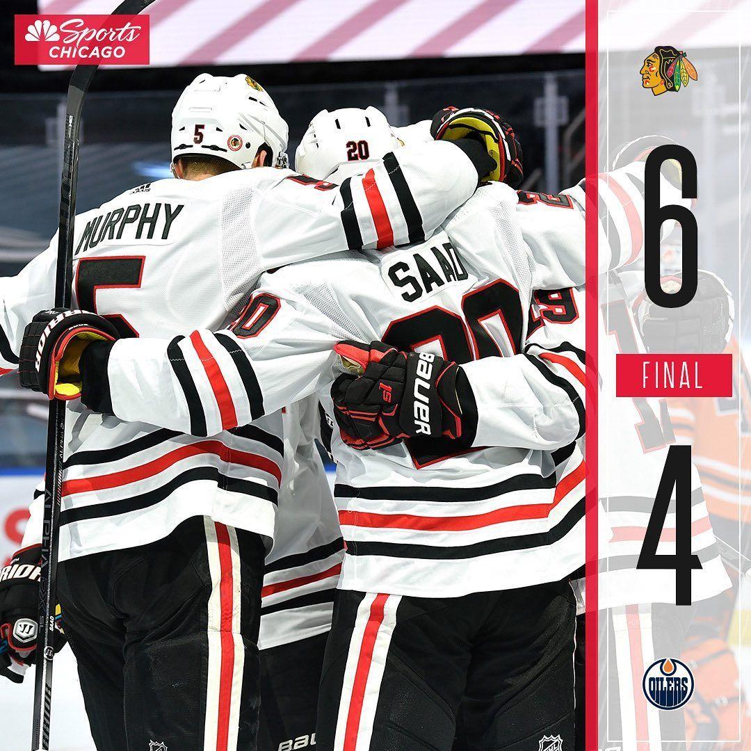 "NBC Sports Chicago on Instagram ""Blackhawks go up 10 in"