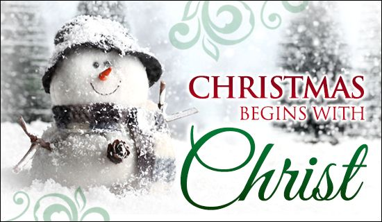 Christmas Begins With Christ Christmas Cards Free Christmas Christ Christmas Card Online